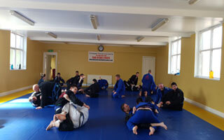 About Doncaster Martial Arts Centre Middle Floor