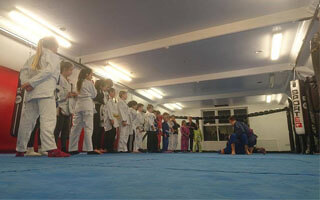 About Doncaster Martial Arts Centre Top Floor